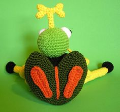 BUGGIE SAM PDF Crochet Pattern by bvoe668 on Etsy, $5.00
