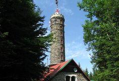 Lookout Tower, Malm, Czech Republic, House Styles, Travel, Viajes, Destinations, Traveling, Trips