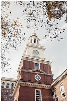 Independence National Historical Park in Philadelphia (pinned by haw-creek.com)