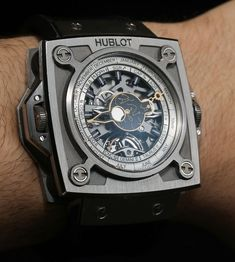 Amazing Watches, Beautiful Watches, Cool Watches, Watches For Men, Wrist Watches, Hublot Watches, Swiss Army Watches, Fine Watches, Men Watches