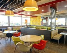 Mcdonalds Interior Design mcdonalds interior - google search | hospitality design