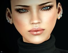 "Check out the Second Life Pic of the Day, ""Nothing Compares to U"" by Elo."