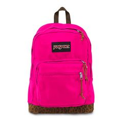 Best JanSport Backpacks by Color - pink-jansport-right-pack-expressions
