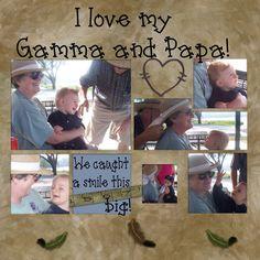 Gamma and Papa
