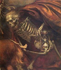 art by Angry Bob size Memento Mori, Diy Halloween Decorations, Halloween Diy, Crane, Arte Cyberpunk, Skeleton Art, Occult Art, Danse Macabre, Dark Gothic