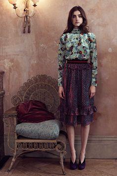 Orla Kiely Resort 2019 London Collection - Vogue