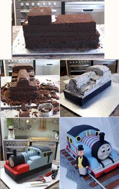 Mis Dulces Momentos : Tutoriales para tartas infantiles modeladas