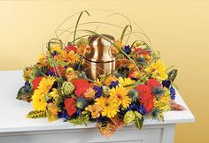 Our flower shop is conveniently located inside our funeral home, offering arrangements for funerals, weddings, and other special events. Funeral Flower Arrangements, Funeral Flowers, Floral Arrangements, Lavender Roses, Yellow Roses, Casket Sprays, Blue Delphinium, Memorial Flowers, Sympathy Flowers