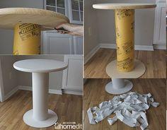 Beautiful Diy Side Table