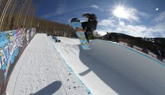 Book a vacation rental in Vail and launch off a snowy superpipe just like the pros at the Burton US Snowboarding Open.