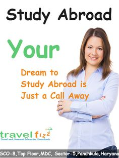 If you are planning to go abroad for higher education, Travel Fizz will help you to choose where to go. Travel Fizz will also help to choose the right course in the best college or university. So you can always contact Travel Fizz for any information regarding you study visa application because Travel Fizz is the excellent study visa consultant in Chandigarh