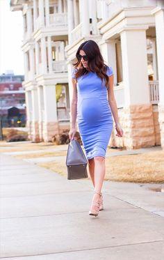 Trendy maternity fashion - lovely photo