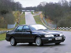 Ford Sierra Sapphire Cosworth 4x4
