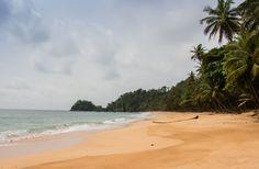 Praia Jale – São Tomé und Príncipe – Reiseblog Ipackedmybackpack.de
