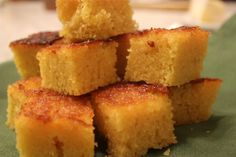 Honey Glazed Spago Corn Bread
