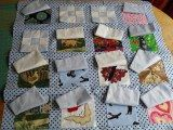I spy quilt with flaps tutorial