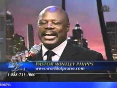 Wintley Phipps - Just Tell Me Again  TBN 8-16-10