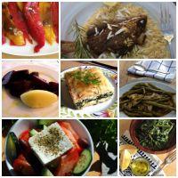 Greek Traditional Christmas Dinner