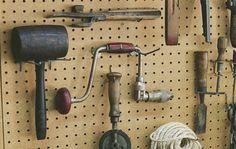 Grandpa's Carpentry Tools