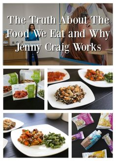 My mind was blown when I realized the food I ate affected my fitness goals! Here's why Jenny Craig works! #JennyCraigSuccess #ad