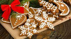 Plán pečení vánočního cukroví: Kdy péct perníčky, linecké a vanilkové rohlíčky? Gingerbread Cookies, Desserts, Christmas, Food, Holiday Desserts, Cookies, Sweet Treats, Xmas, Gingerbread Cupcakes