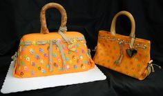 Baker Cake Decorator Job Description : Louis Vuitton purse Birthday cake. Shoe cakes ...