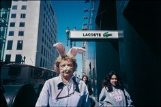 The Postal Worker, Hare and an Alligator by John Agoncillo on Street Photography Tips, Chick Flicks, Street Photographers, Olympus, Citizen, Cinema, Hare, Rabbits, Shirts
