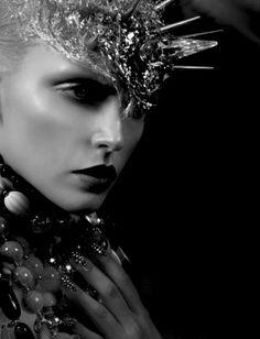 Fairytale fashion fantasy / karen cox.  ♔ Adornment