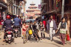 Children of Kathmandu, Nepal Photo by Dan Mirica — National Geographic Your Shot Peace Pictures, National Geographic Photos, Nepal, Amazing Photography, Dan, Shots, Street View, Children, Roads