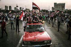 Egito, Midia NINJA em facebook