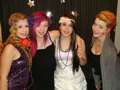 great gatsby party, teen party ideas, photo booth, diy