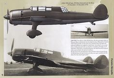 PZL.46 Sum (catfish) was a projected light bomber of the Polish Air Force before World War II, which did not proceed beyond prototype stage. The first prototype of PZL.46 Sum flew in August 1938. In March 1939 the PZL.46 was ordered for a serial production. The Polish Air Force planned to buy 160 aircraft in a variant PZL.46A. The first aircraft were to be delivered in early 1940.