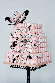 Inspiration : Gâteaux de mariage   Tout pour mon mariage