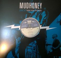 Mudhoney Live At Third Man Records Vinyl LP