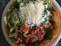 #bajafresh #vegetarian Cabbage, Salads, Tacos, Mexican, Vegetarian, Fresh, Vegetables, Ethnic Recipes, Food