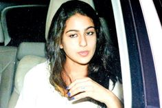 Saif Ali Khan's daughter Sara has been painting the town red with her rumoured…