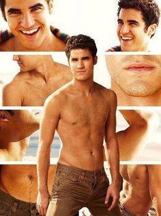 Darren. Criss.
