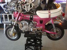 1971 Honda CT70H. Customised. Owner: Dan_Lorenze