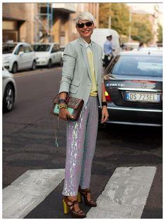 Elisa Nalin #4  pastel colors,shiny, androgyny