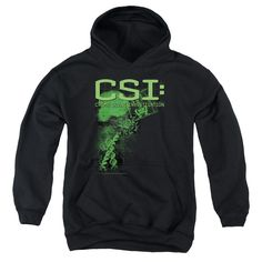 """Checkout our #LicensedGear products FREE SHIPPING + 10% OFF Coupon Code """"Official"""" Csi / Evidence-youth Pull-over Hoodie - Csi / Evidence-youth Pull-over Hoodie - Price: $49.99. Buy now at https://officiallylicensedgear.com/csi-evidence-youth-pull-over-hoodie"""