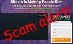 The Bitcoin Trader is a scam that empty your deposit very fast. Read instantly this experiences and review, before you invest your hard-earned money. Hard Earned, Earn Money, Empty, Investing, Earning Money