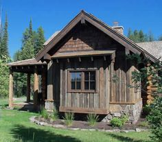 cedar sided ranch cabins | Distinctive Features