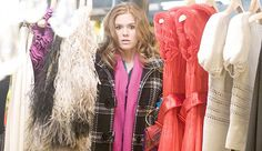 Confessions of a Shopaholic movie still. See the movie photo now on Movie Insider. Movie List, Movie Tv, Red Leather, Leather Jacket, Confessions Of A Shopaholic, Movie Photo, Movies And Tv Shows, Kimono Top, Jackets