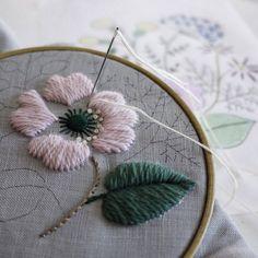 Olympus Sashiko Fabric Tablerunner Kit - Temari Balls & Seven Treasures - Navy - Japanese Embroidery, Quilting, Sewing - Embroidery Design Guide Sashiko Embroidery, Embroidery Needles, Japanese Embroidery, Embroidery Art, Cross Stitch Embroidery, Machine Embroidery, Flower Embroidery, Embroidery Designs, Embroidery Techniques