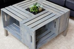 Lovely DIY Modern Furniture