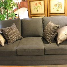 Track Arm Custom Sofa By Bett Furniture Come Check It Out At The