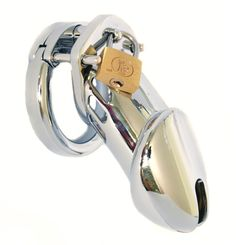 Handsome Regular Metal Chastity Device, £45.99