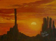 Sunset Majestic