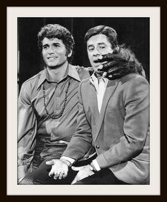 The Jerry Lewis Show — with Michael Landon and Jerry Lewis.