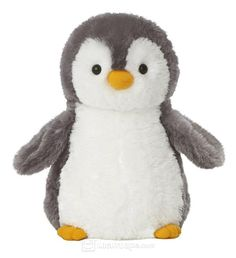 this little guy is adorable, but pretty much anything with a penguin on it will do